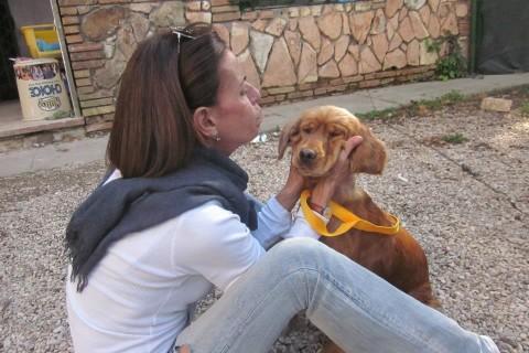 Bo e il cane Birra