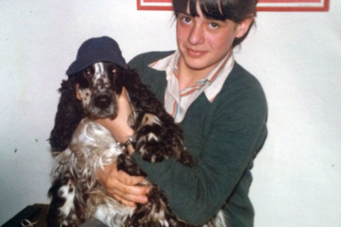 Bo e cane Simon