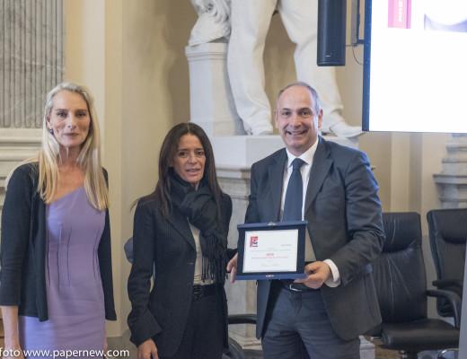 Betty Dessy, Bo e Fabrizio Frullani, giornalista RAI